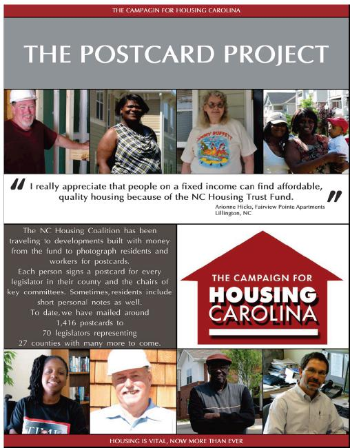 Low-Income Housing North Carolina