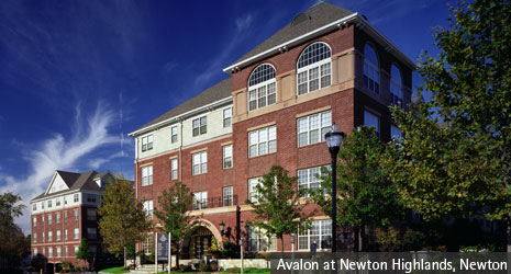 Housing Trust Fund investments like Avalon Apartments strengthen communities through out Massachusetts.