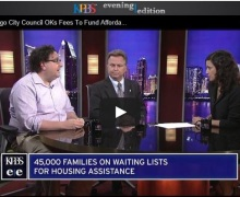 Bruce Reznik, Executive Director of the San Diego Housing Federation discusses compromise on local NPR station, KPBS Evening Edition.