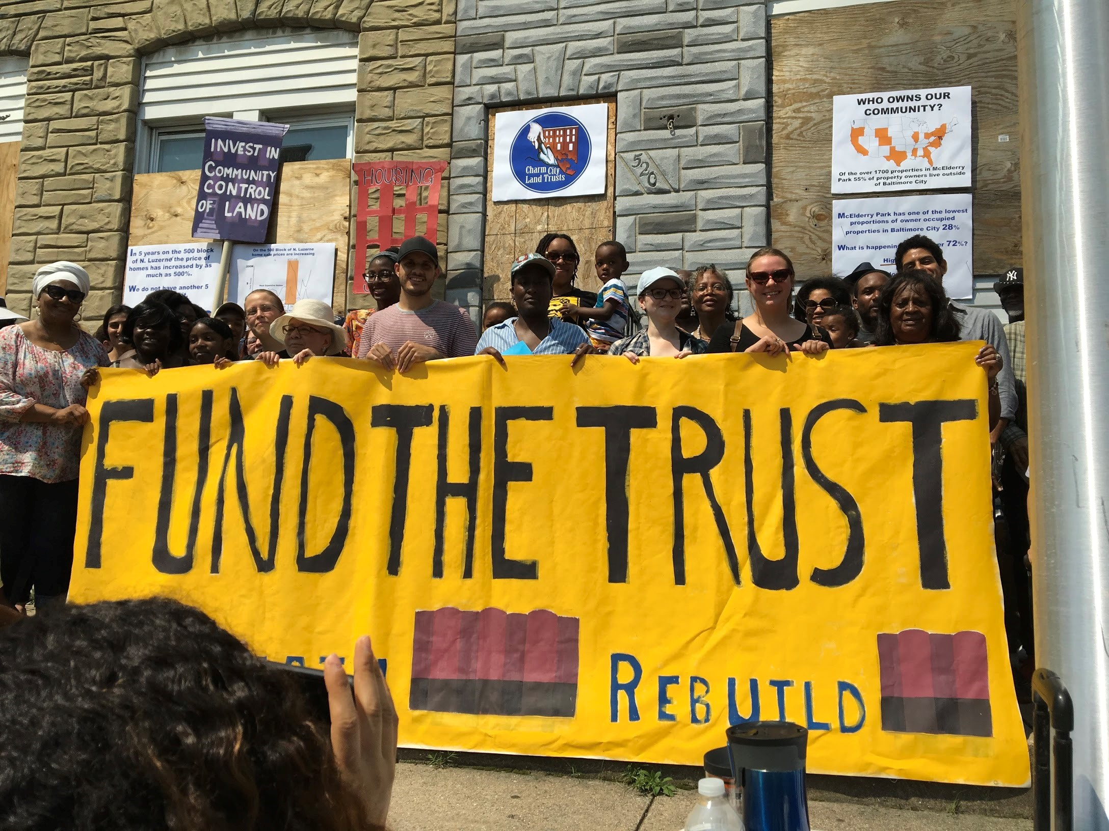 People Power Makes Housing Trust Fund a Big Reality in Baltimore