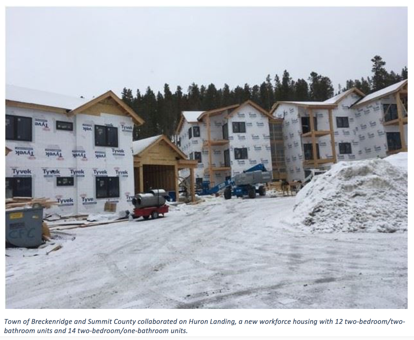 Voters Say Yes to Affordable Housing in Summit County, Colorado