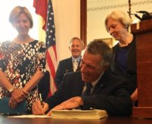 Governor Scott signs budget bill with $35 million in bonds for affordable housing.