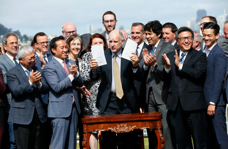 Governor of California Signs Historic Housing Package, Dedicated Revenue for Housing Trust Fund