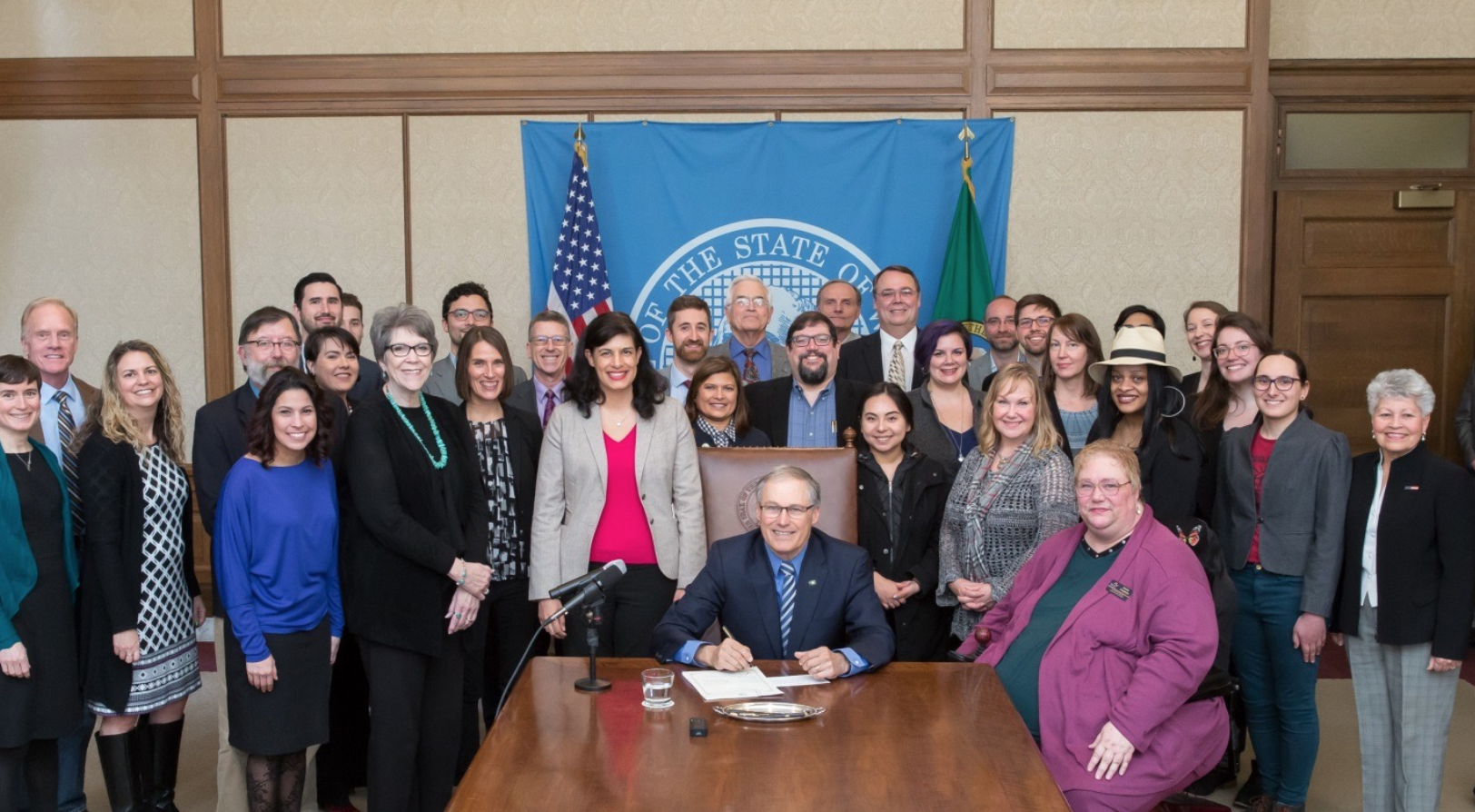 Washington Removes Sunset and Strengthens State Enabling Legislation for Housing Trust Fund