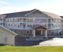 Sierra Court senior housing in Bismarck, North Dakota is made possible with funding from the Housing Incentive Fund