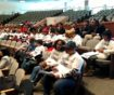 Detroit People's Platform members poised to testify at a city council meeting