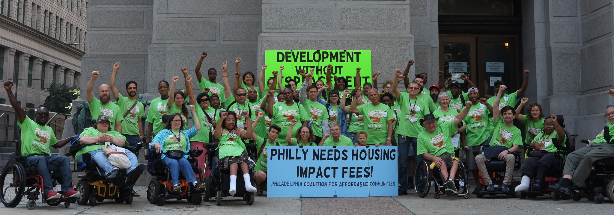 Development without Displacement Campaign Wins Millions for Affordable, Accessible Housing